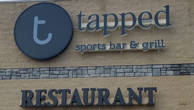 Tapped Sports Bar & Grill is open in Urban Edge shopping center, Suamico.