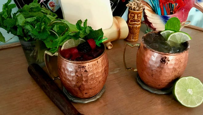 The Moscow Mule is a classic cocktail that's easy to make at home.