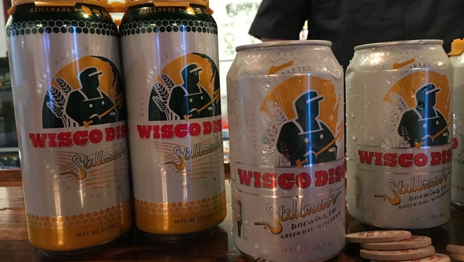 Stillmank Brewing Co. is switching its flagship beers from 16-ounce cans to 12-ounce cans beginning Jan. 11.