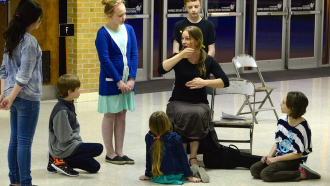 """The Sheboygan Theatre Company will present """"The Sound of Music"""" beginning this weekend at the Leslie W. Johnson Theatre."""