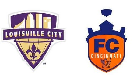 Days of fan voting resulted in the naming of FC Cincinnati's and Louisville City FC's rivalry series, and the winner is: The River Cities Cup.