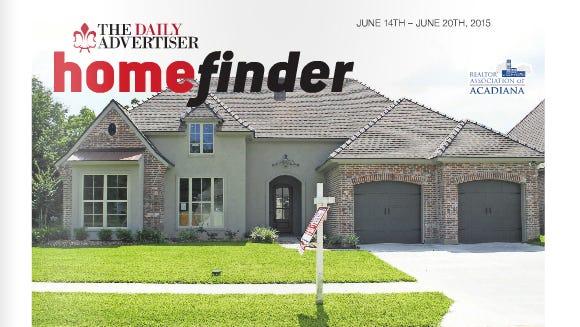 HomeFinder, June 16