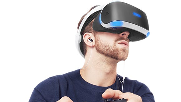 PlayStation VR.