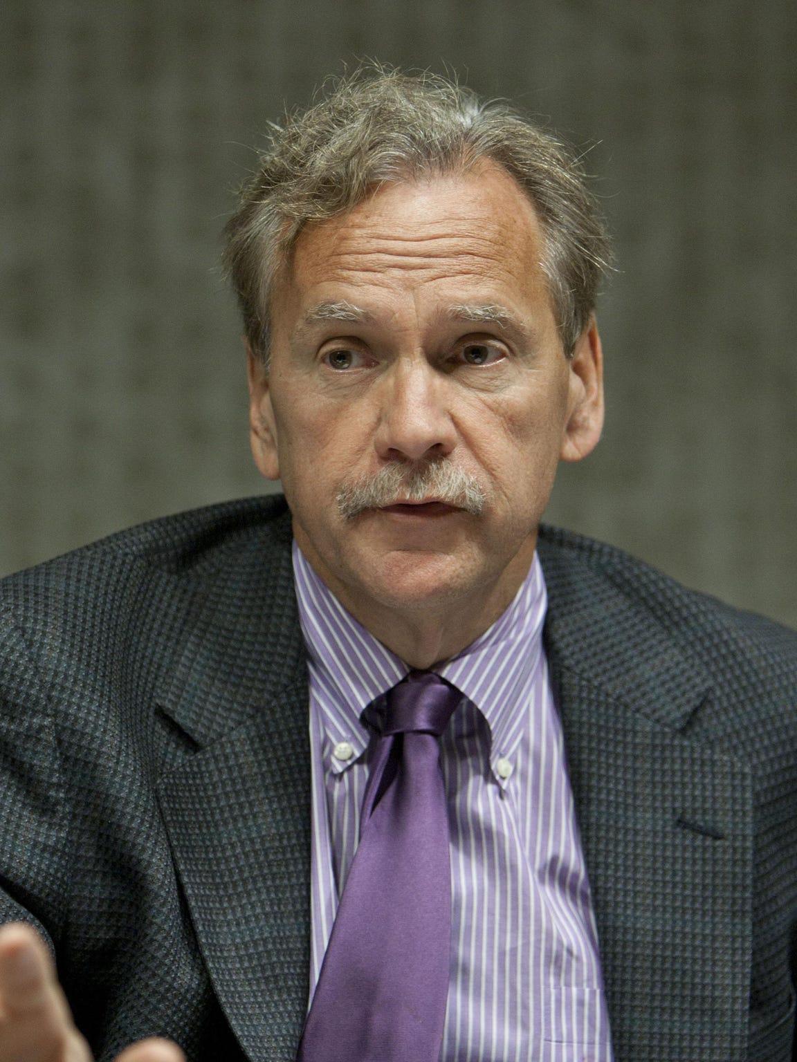 Jeff Tittel, director of the New Jersey Sierra Club,.