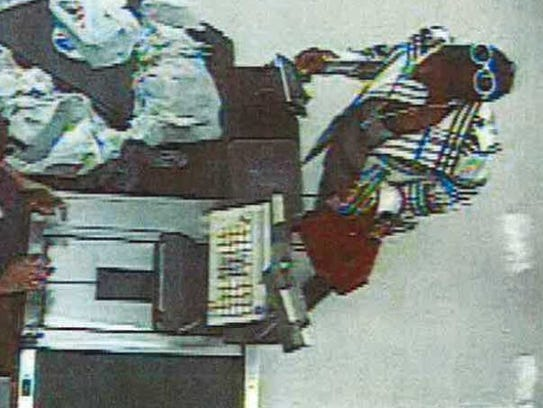 Prattville investigators released photos of two suspects