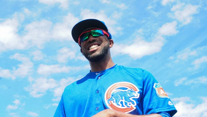 Dexter Fowler took less money to return to the Cubs.