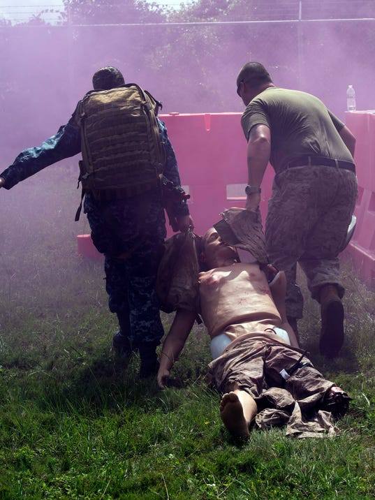 tactical combat casualty care guidelines