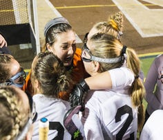 Palmyra field hockey's road to the state final