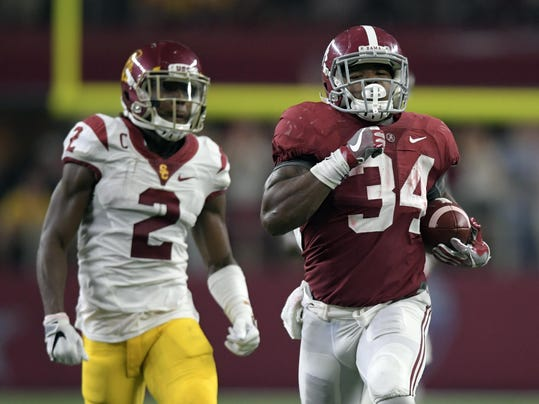 NCAA Football: Alabama vs Southern California