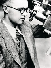 Pluto discoverer Clyde Tombaugh