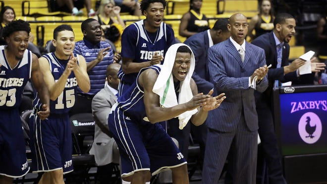 JSU coach Wayne Brent had his players to work on  late-game situations this week.