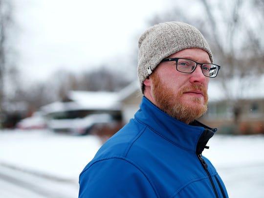 Kyle Shirrell is the leader of his neighborhood's Neighborhood