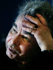 John Prine reflects on his career in the music business in 2005.