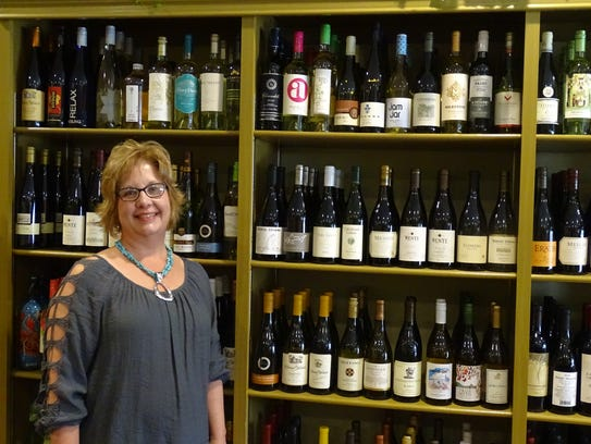 Norman's Niche has more than 200 wines in stock at