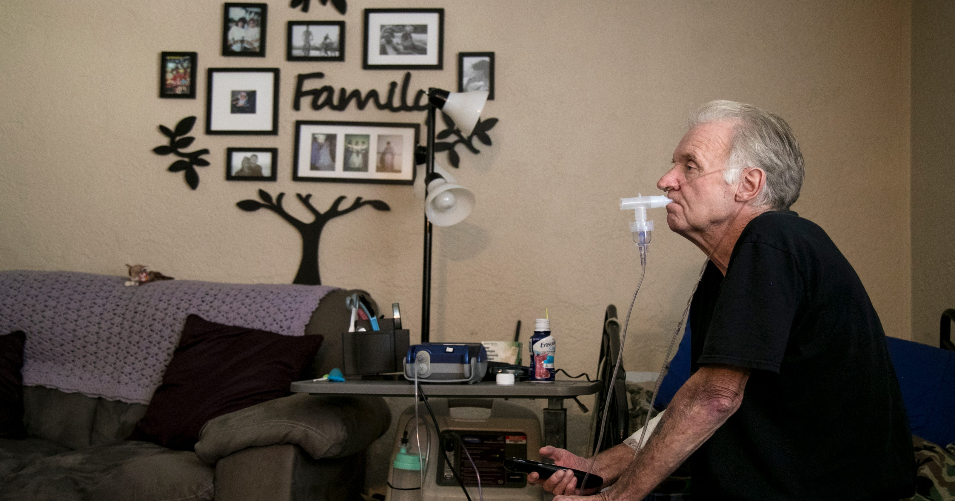 Too long to die: Some 'terminal' patients lose Medicare