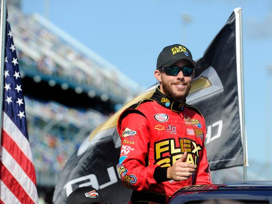 Alva's Ross Chastain will race in first NASCAR Cup
