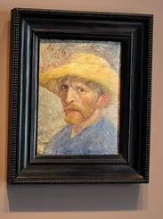 Van Gogh's 'Self Portrait'