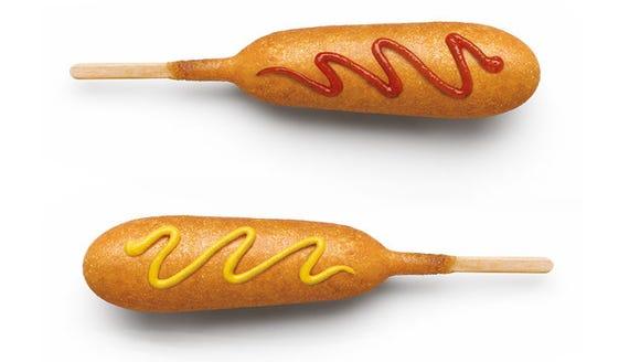 Sonic corn dogs