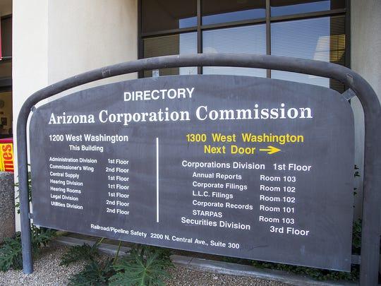 Arizona Revised Statute 40-246 allows customers to