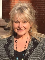 Joan Smith is a candidate for Chambersburg mayor in