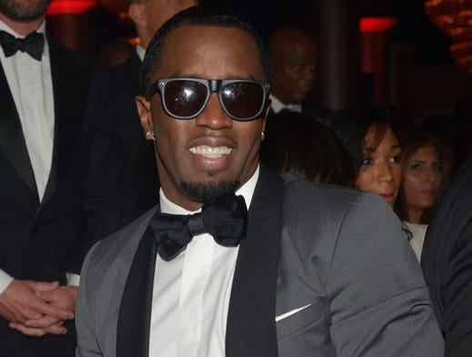 """Sean """"Diddy"""" Combs is the wealthiest Hip-Hop Artist of 2014, according to Forbes. He is worth $700 million, Forbes estimated."""