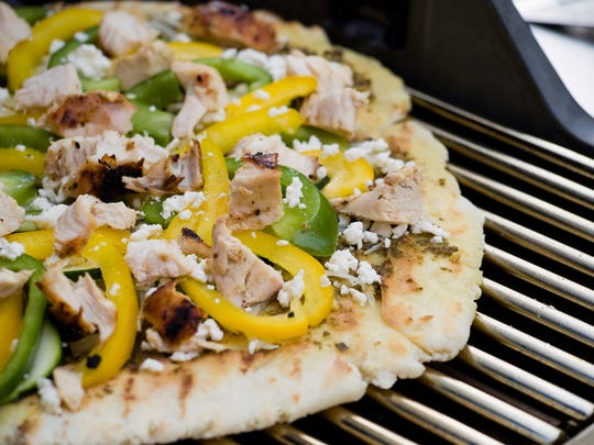 Yes, you CAN cook pizza on the grill!
