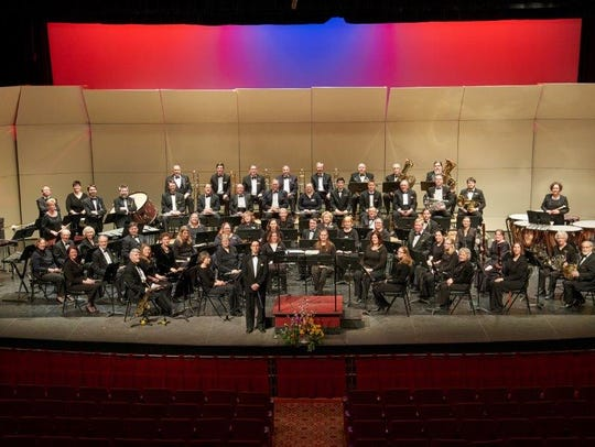 University of Wisconsin-Manitowoc Lakeshore Wind Ensemble