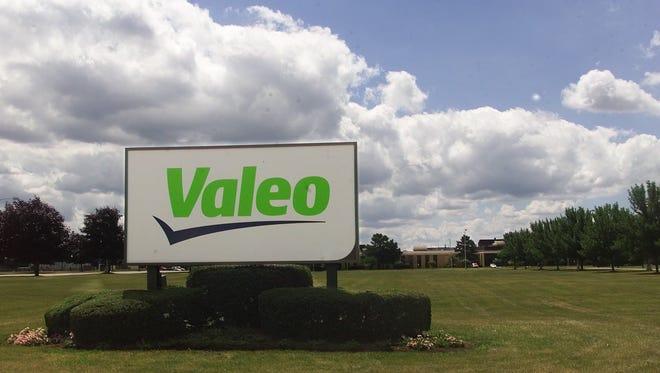 A file photo of Valeo.