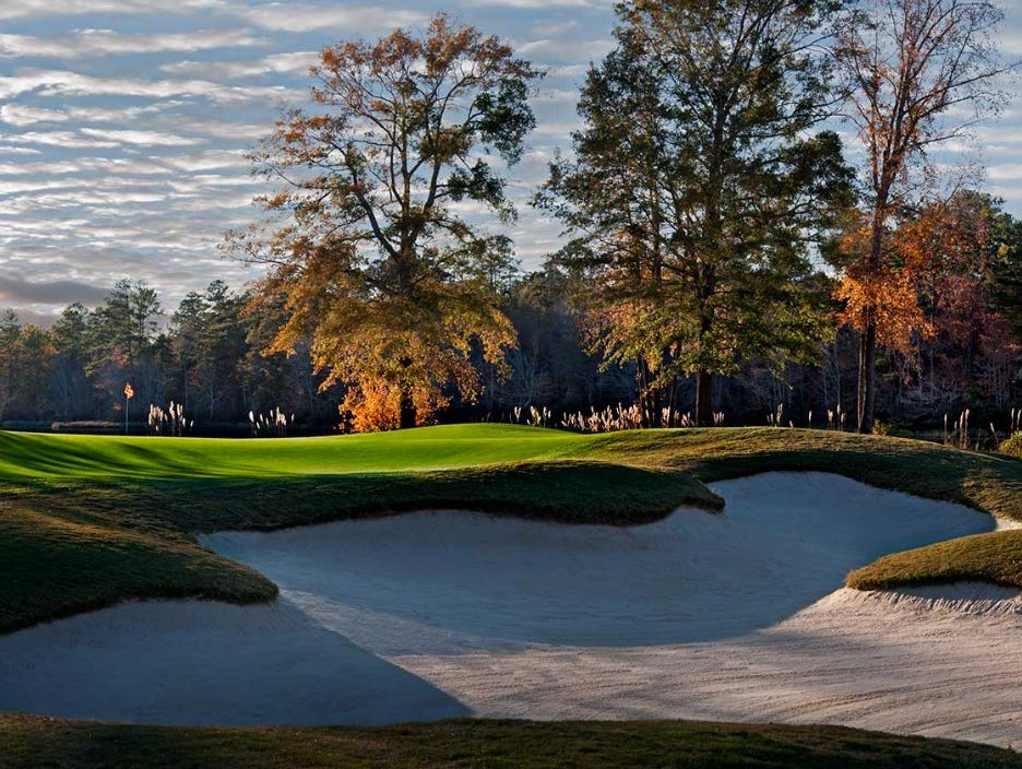 Experience the Robert Trent Jones Golf Trail. Enter 2/27 - 4/2.