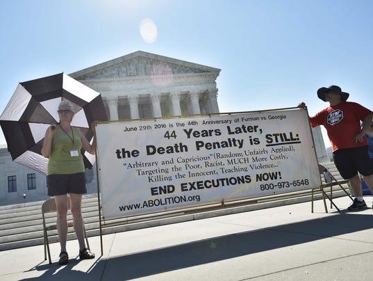 Supreme Court lets Alabama judges impose death penalty