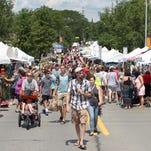 Organizers estimate Milford Memories weekend brings some 200,000 people through town.
