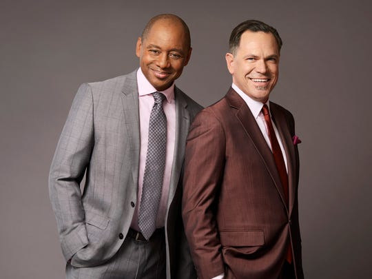 The Branford Marsalis Quartet performs with Kurt Elling April 20 at the Pullo Center.