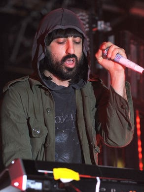 Ethan Kath (Claudio Palmieri), 34, a songwriter and