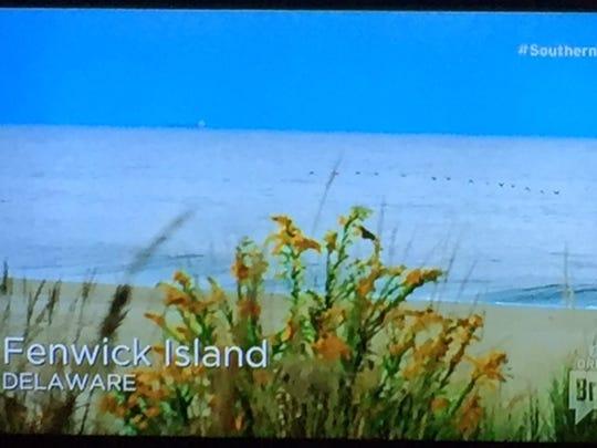 "Fenwick Island looks charming on Bravo TV's ""Southern Charm."""