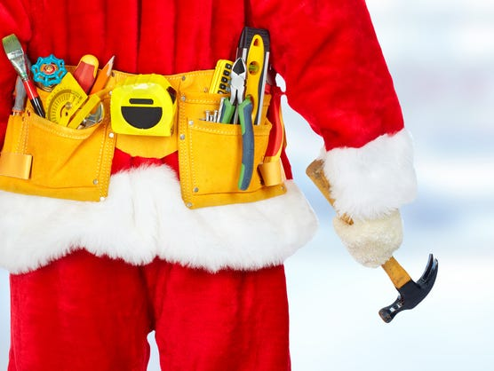 Santa's helping one lucky Insider tackle home projects with $100 Lowe's. Enter 7/11-7/30