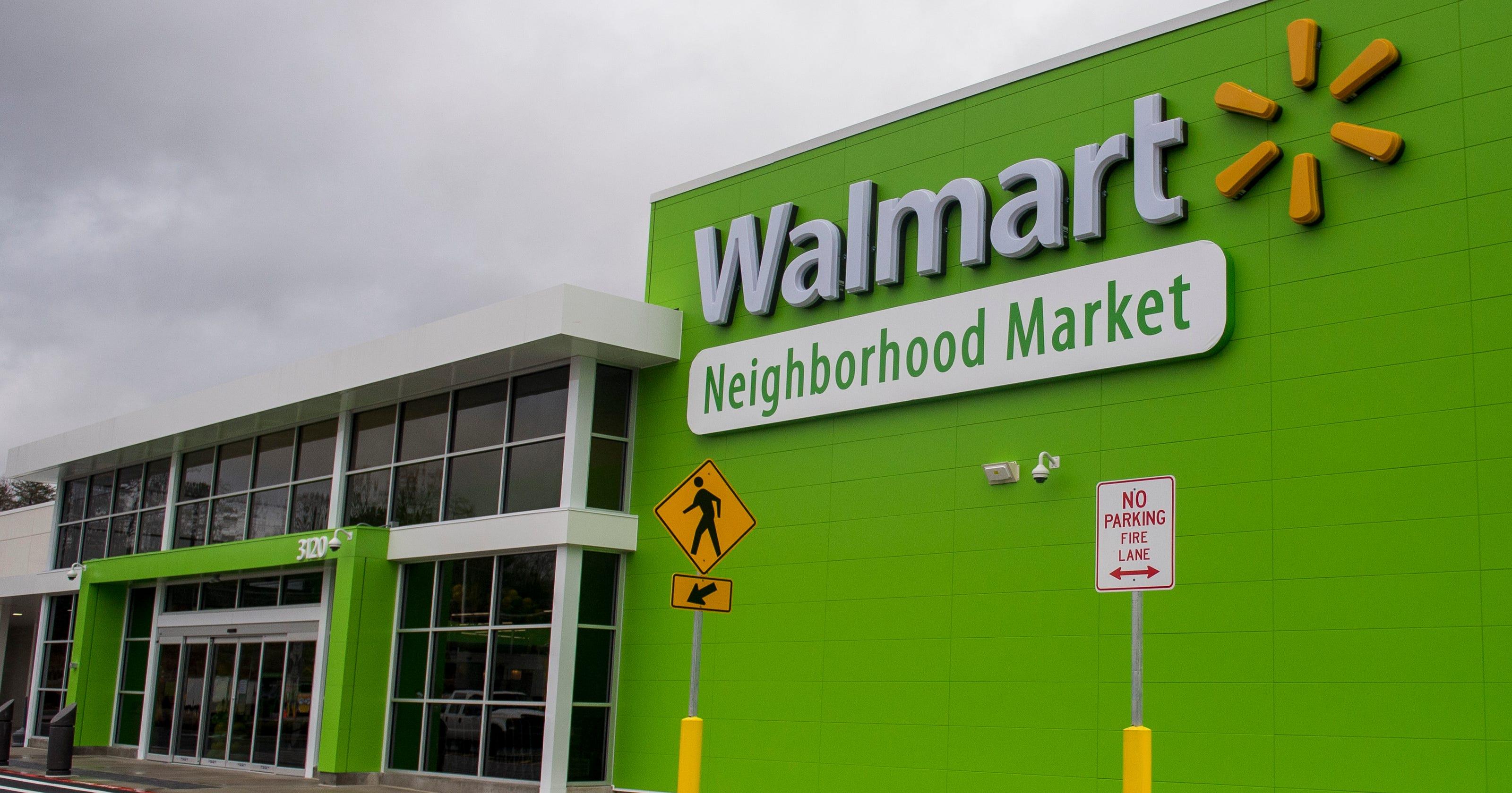 Morristowns Walmart Neighborhood Market Closing In April 77 Jobs Will Be Cut