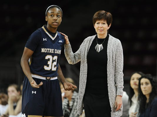 Jewell Loyd, Muffet McGraw
