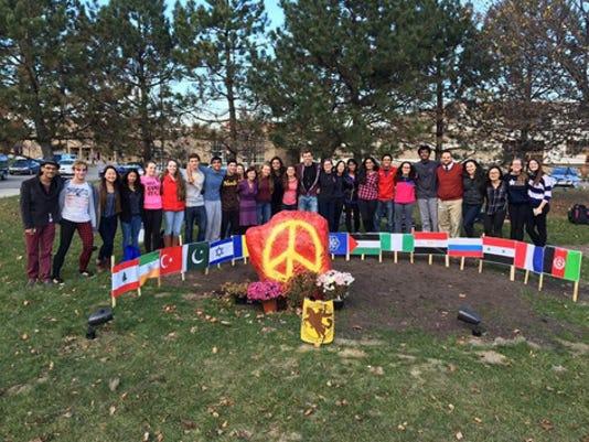 FRM high school memorial
