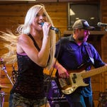 Kalispell native Kayla Adams performs at the University of Great Falls McLaughlin Center on Feb. 12. Proceeds from the concert benefit UGF athletics.