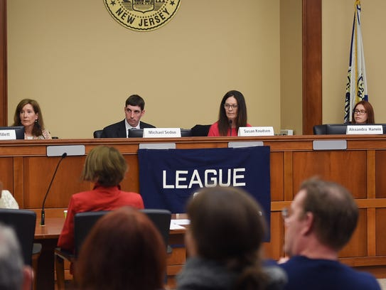 Photo of candidates (L to R), Janice Willett, Deputy