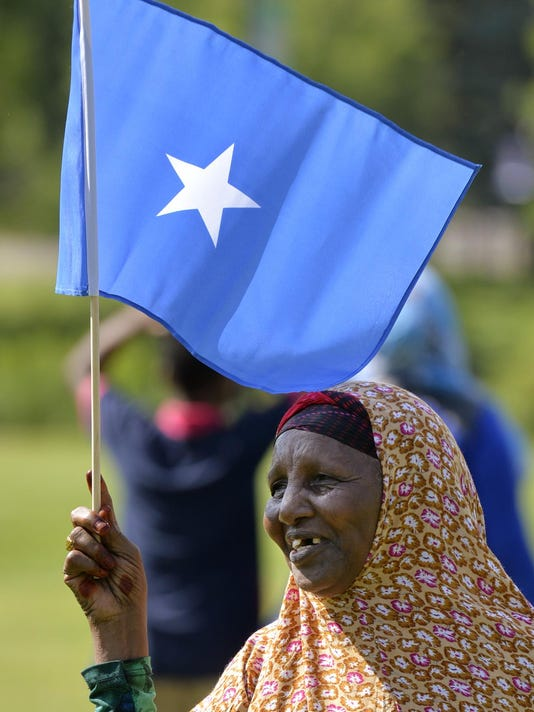 STC 0615 Somali Independence 1