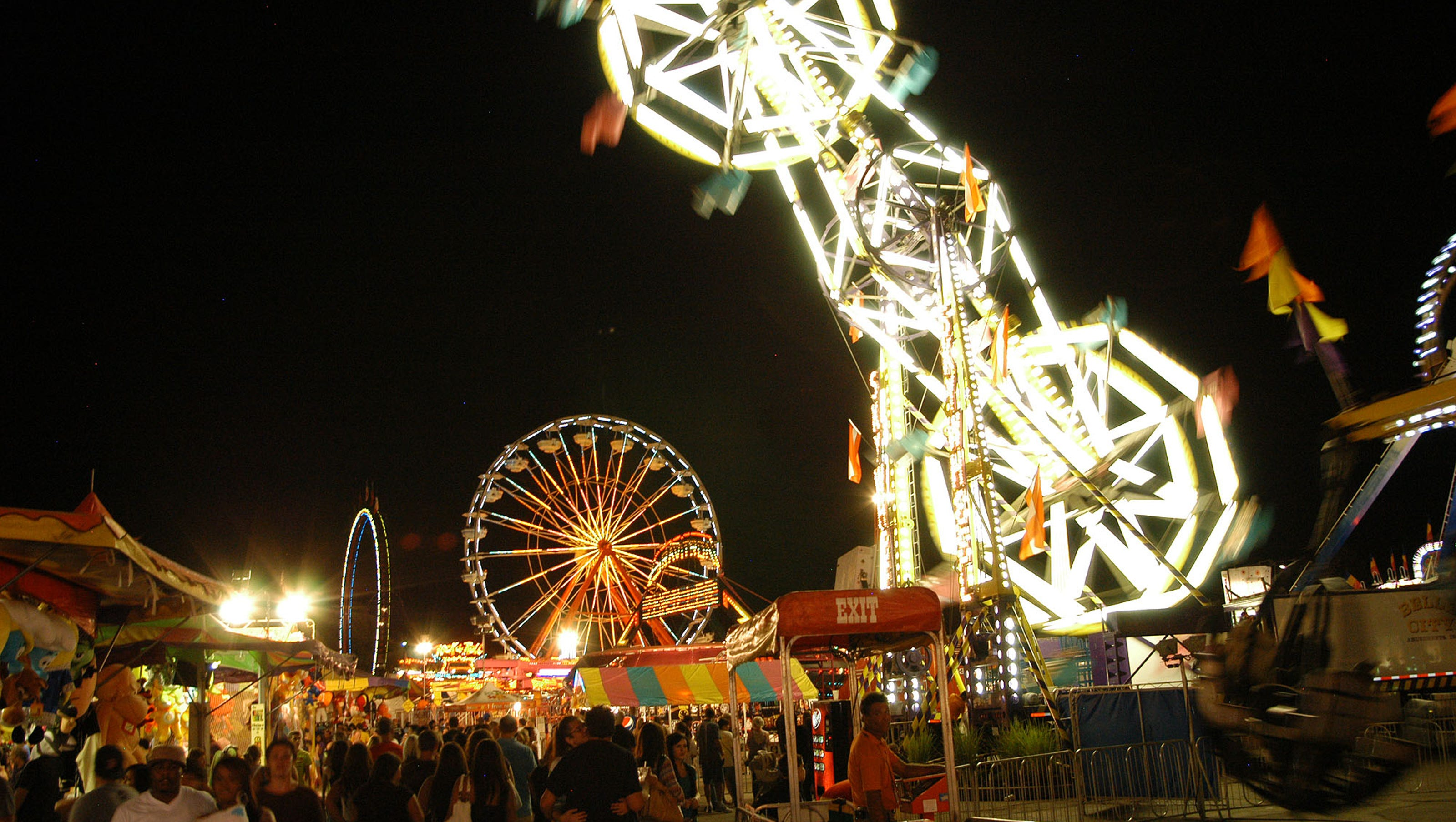 Iowa state fair dates in Australia