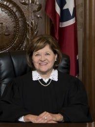 Chief Justice Sharon Lee