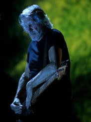 Roger Waters preforms at Bridgestone Arena in Nashville