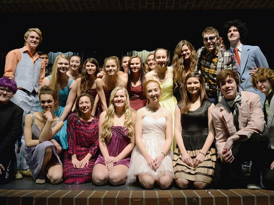 Great '80s tunes to shine at Williamston High musical (www.lansingstatejournal.com)