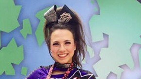 Roberson senior Shaina Wynne has been selected to the cheerleading program at Clemson.