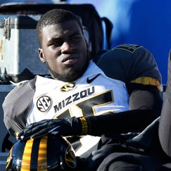Dorial Green-Beckham, formerly of the Mizzou Tigers.