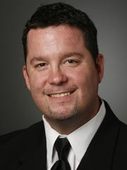 Justin Kelton, executive vice president of McCarthy Building Companies Inc., joined the board of directors for the Support Sky Harbor Coalition