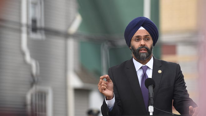 """I have very thick skin,"" New Jersey Attorney General Gurbir Grewal said Wednesday. ""I've developed that over the years, and so there's nothing personal that I've taken from this. It's more about others."""