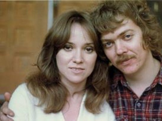 Kathy and Ron Barnett in about 1981.